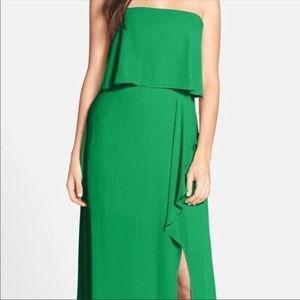 🆕 BCBG Felicity Gown - Emerald